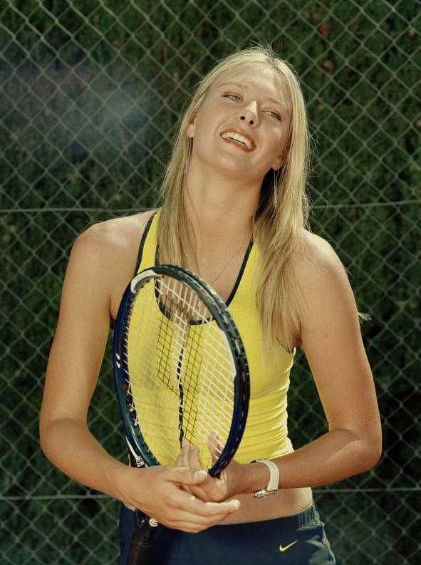 Marria Sharapova